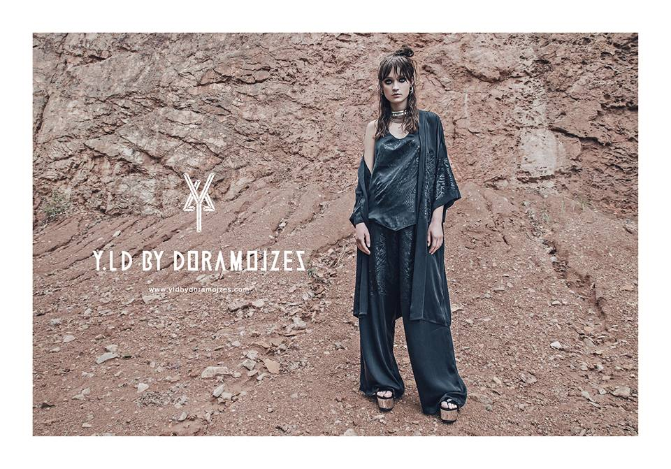 Y.LD by doramojzes Collection Fall/Winter 2016