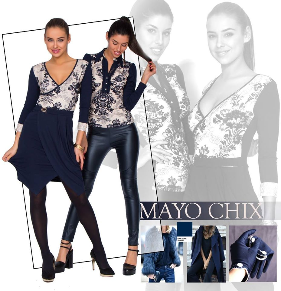 Mayo Chix Webshop Collection Winter 2016