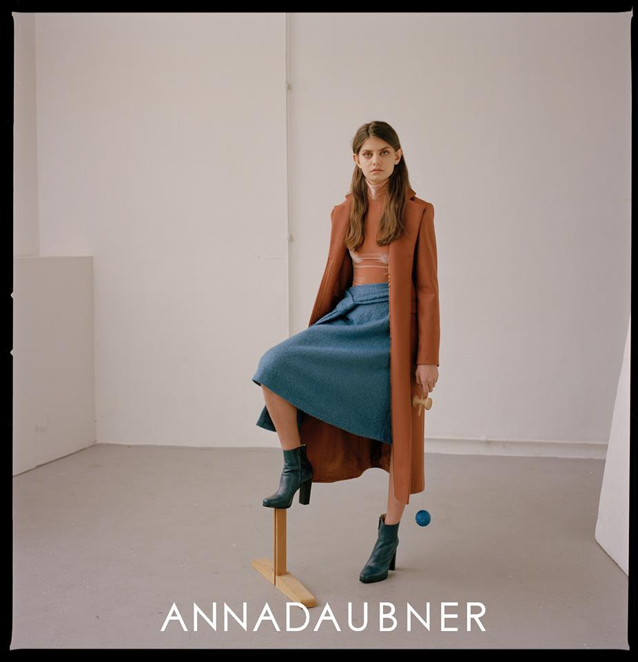 Anna Daubner Showroom Kollektion Höst/Vinter 2017