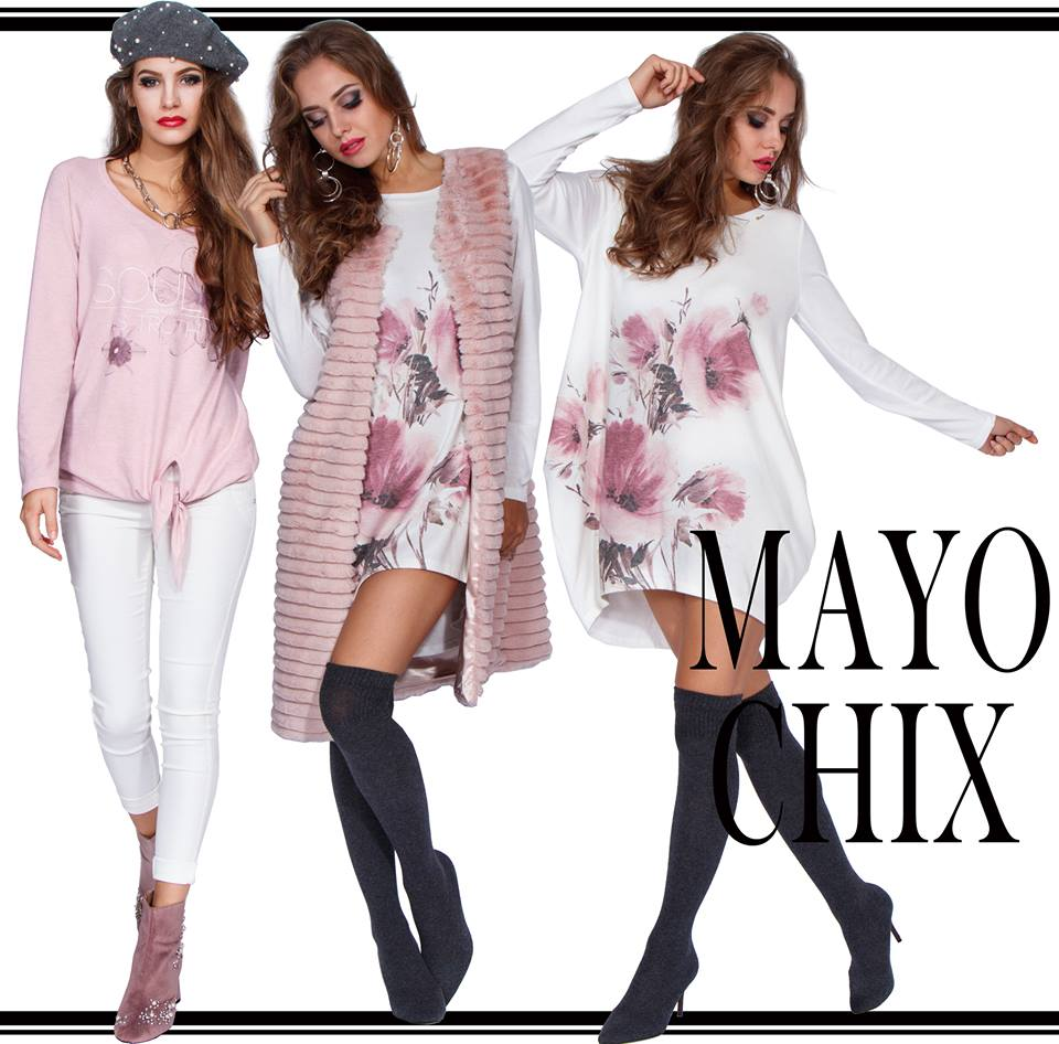 Mayo Chix Collectie Herfst/Winter 2017