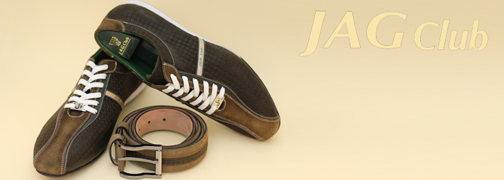 JAG Club Collection Shoes  2015