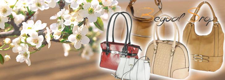 Begual Shop Collection Handbags  2016