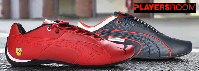 Playersroom  Collection Shoes  2015