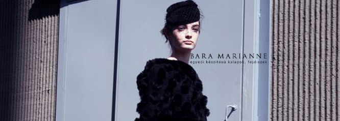 Bara Marianne Collection Hats  2014
