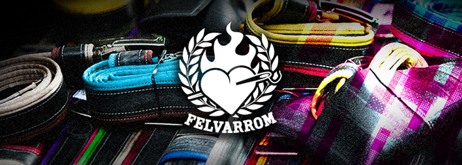Felvarrom Collection Belts  2015