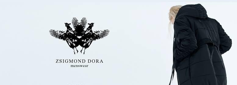 ZSIGMOND DORA menswear Collection Men Fashion Fall/Winter 2016